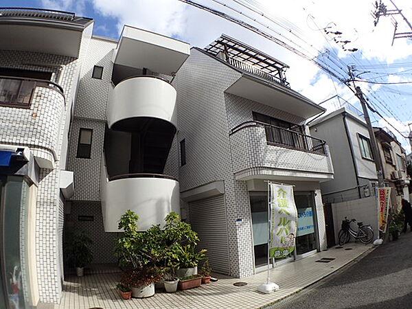 吹田ビル 3階の賃貸【大阪府 / 大阪市西淀川区】