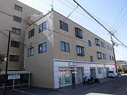 和歌山県海南市日方の賃貸アパートの外観