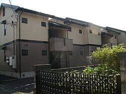 ロイヤルファミール B[1階]の外観