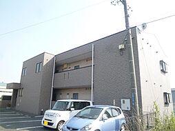 三重県四日市市白須賀2の賃貸アパートの外観