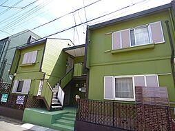 埼玉県さいたま市緑区東浦和3丁目の賃貸アパートの外観