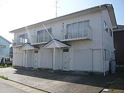 長田テラスハウス[1階]の外観