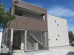 クレイノHIKARI[1階]の外観