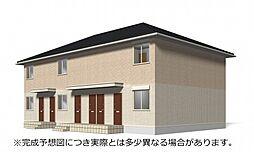 広島県尾道市向島町の賃貸アパートの外観