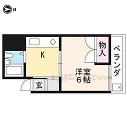 京阪本線 藤森駅 徒歩4分
