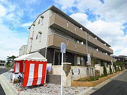 PARK HILLS MIYAKO A棟の外観写真