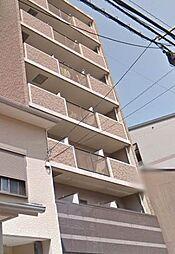 なかよしマンション四条大宮[6階]の外観
