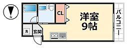 Giulia須磨浦I・II・III[1階]の間取り