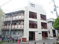 兵庫県神戸市灘区高羽町1丁目の賃貸マンションの外観
