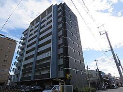 アールパンション高井田[3階]の外観