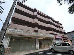 千葉県佐倉市ユーカリが丘3丁目の賃貸マンションの外観
