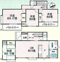 六名駅 3,490万円
