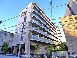 東京都墨田区業平5丁目の賃貸マンションの外観