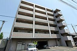 福岡県北九州市戸畑区千防3の賃貸マンションの外観