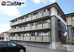 L'Untieune A棟[1階]の外観