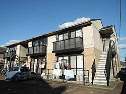 福岡県北九州市八幡西区則松6丁目の賃貸アパートの外観