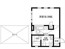 Bear Court[1階]の間取り