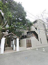 ユーコート鶴ヶ峰[1階]の外観