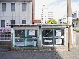 桃太郎駅前マンション[102号室]の外観