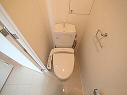 グラン・アベニュー西大須の温水洗浄暖房便座付トイレ