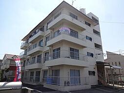 みのるマンション[305号室]の外観