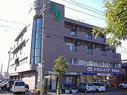 39マンション[4階]の外観