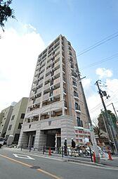 Luxe西田辺[2階]の外観