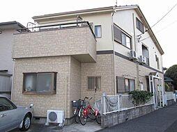 東京都立川市富士見町1丁目の賃貸アパートの外観