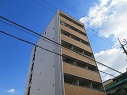 メゾン三宮若菜通[8階]の外観