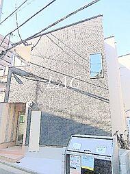 東京都墨田区京島3丁目の賃貸アパートの外観