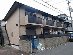 プラサート小阪[102号室]の外観