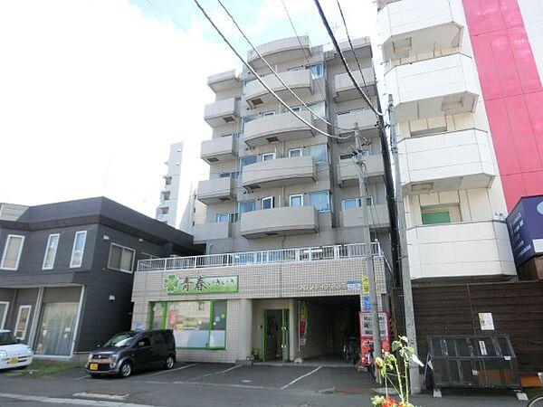フロンティア233 3階の賃貸【北海道 / 札幌市北区】
