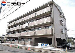 マンション コスモス[1階]の外観
