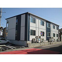 新潟県新潟市中央区古町通の賃貸アパートの外観