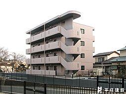 メゾンパークスII[4階]の外観