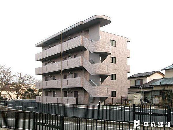メゾンパークスII 1階の賃貸【静岡県 / 三島市】