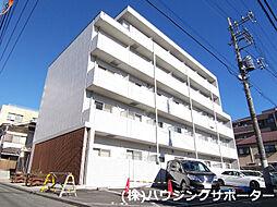 東京都八王子市元横山町2の賃貸マンションの外観