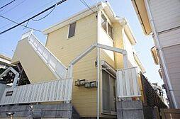 千葉県船橋市宮本3丁目の賃貸アパートの外観