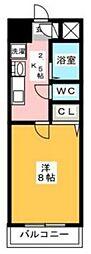 プレアール原田II[2階]の間取り