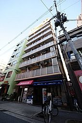 コージーコート新大阪[2階]の外観