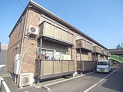 兵庫県加古川市尾上町養田2丁目の賃貸アパートの外観