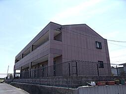 三重県亀山市関町木崎の賃貸アパートの外観