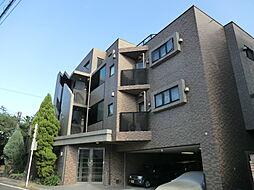 大阪府茨木市美沢町の賃貸マンションの外観