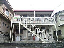 静岡県磐田市城之崎4丁目の賃貸アパートの外観