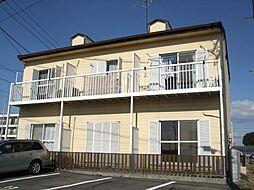 安井マンション2[1階]の外観