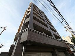 愛知県名古屋市中村区則武1丁目の賃貸マンションの外観