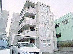北海道札幌市東区北二十七条東12丁目の賃貸マンションの外観