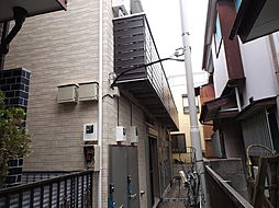 アーバンウエスト[1階]の外観