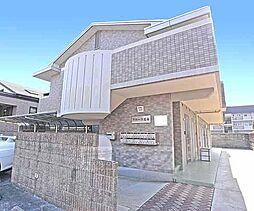 京都府京都市左京区松ケ崎三反長町の賃貸マンションの外観