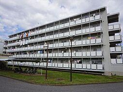 ビレッジハウス古和釜4号棟[4階]の外観